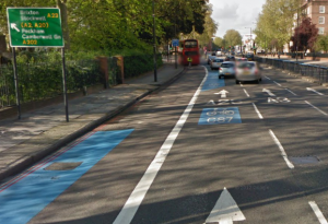CS7 layout at launch at junction north of Oval